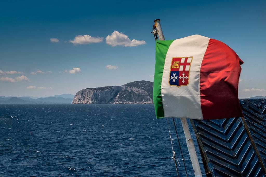 ⚓ ITALIA ⚜️ Terra di poeti, santi, e navigatori 🇮🇹