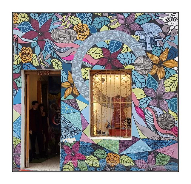 Boutique à Bogota / Colombie