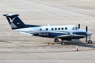[PH-SLE] Beechcraft B200 Super King Air ? Slagboom & Peeters Aerial Photography