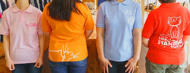 全人類のミカタ!夏のTシャツ特集♪
