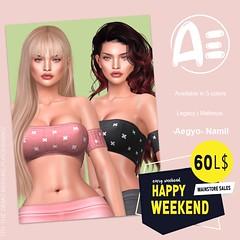 -Aegyo-Namil @Happy Weekend