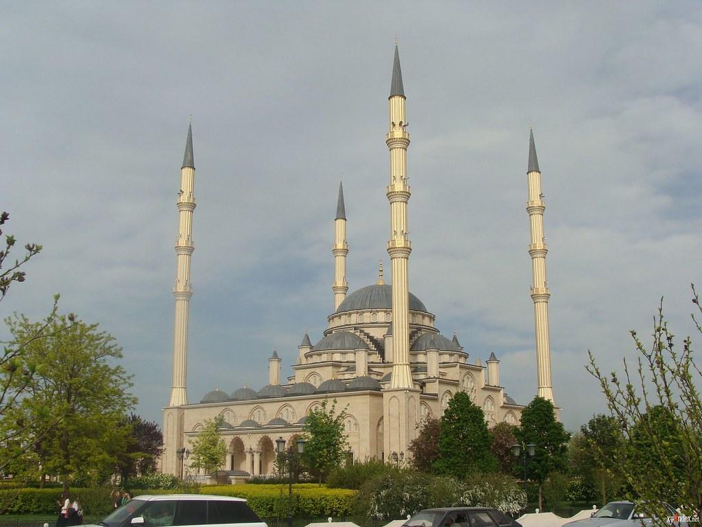 мечеть Грозный