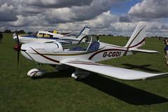 G-CGDI Evektor EV-97 [PFA 315A-14606] Sywell 010919 (2)
