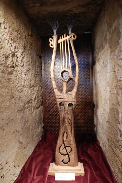 Instrumentos musicales andalusí Museo Vivo de Al-Andalus Torre de Calahorra Cordoba 02