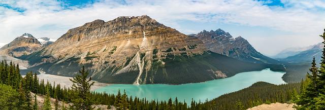 Armchair Traveling - Peyto Lake, Banff, Canada