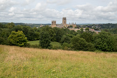Durham Cathedral and the Penshaw Monument