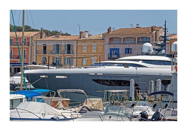 Saint-Tropez...der Verlust des richtigen Maßstabs...