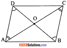 KSEEB Solutions for Class 8 Maths Chapter 15 Quadrilaterals Additional Questions 16