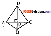 KSEEB Solutions for Class 8 Maths Chapter 15 Quadrilaterals Additional Questions 9