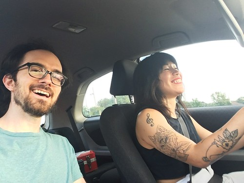 Ana and Robert Car Selfie (July 12 2019) (2)