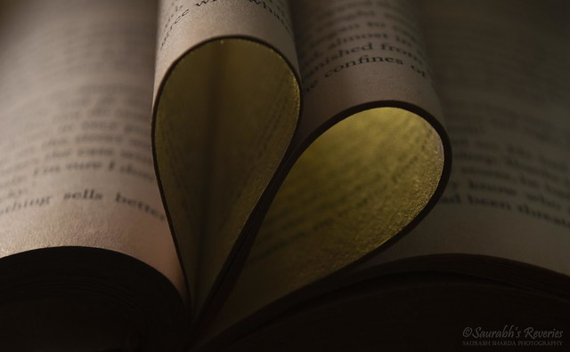Book, Heart, Light...