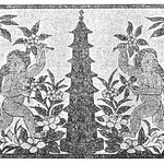 Sat, 1906-09-01 00:00 - Holland-China Trading Company: 1906 trade mark registration - pagoda and two angels