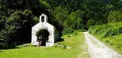 Le Chiroulet (Bagnères-de-Bigorre, Hautes-Pyrénées, Fr) – Chapelle de Notre Dame des Lacs