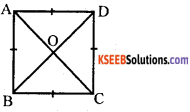 KSEEB Solutions for Class 8 Maths Chapter 15 Quadrilaterals Additional Questions 2