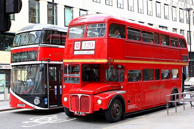Borismaster and Routemaster