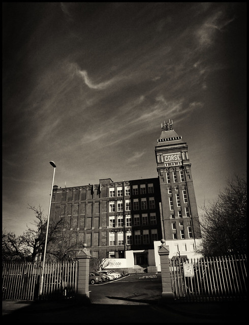 Gorse Mill.