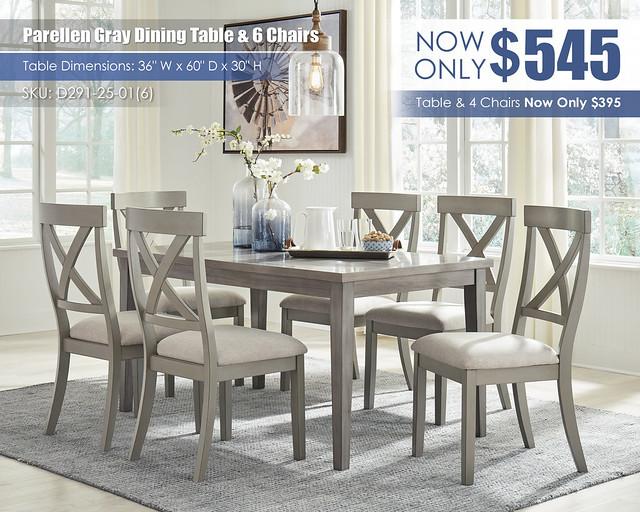 Parellen Gray Table & 6 Chairs_D291-25-01(6)
