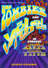 The Zombies and Yardbirds tour