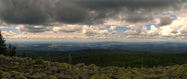 Bayerwaldpanorama
