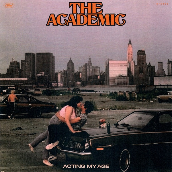 The Academic - Acting My Age