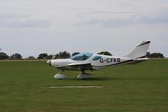 G-CFKB Czech Aircraft Works SportCruiser [LAA 338-14766] Sywell 300819