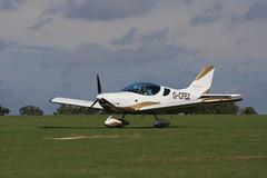 G-CFEZ Czech Aircraft Works SportCruiser [PFA 338-14675] Sywell 310819
