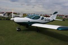 G-CGIL Czech Aircraft Works SportCruiser [LAA 338-14856] Sywell 300819
