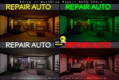 Bdrop // BackDrop Repair AUTO 24hrs