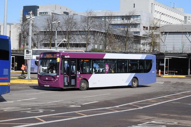 FG 67847 @ Glasgow Buchanan Street bus station