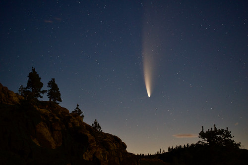 Neowise at Donner Pass