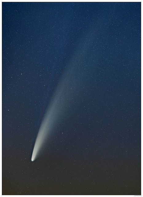 Comet Neowise C/2020 F3 July 11th 2020