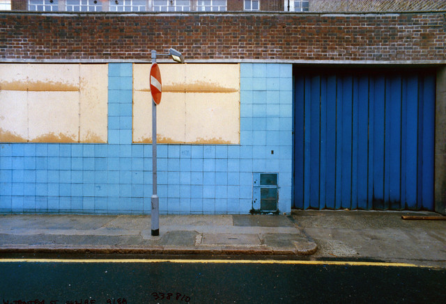 West Tenter St, Whitechapel, Tower Hamlets, 1986 TQ3381-008