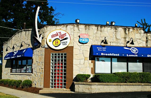 Steak N Egger - McCook, Illinois