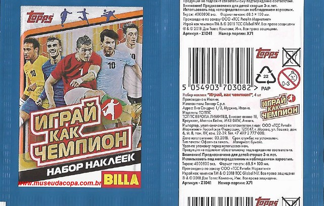 russia topps