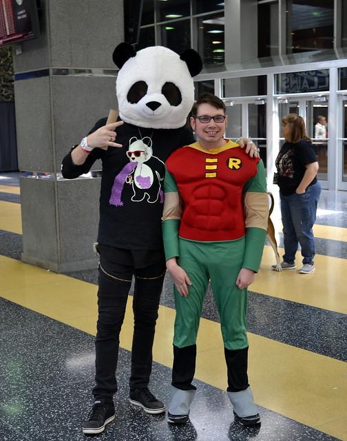 Heroes and Villains Fan Fest 2018