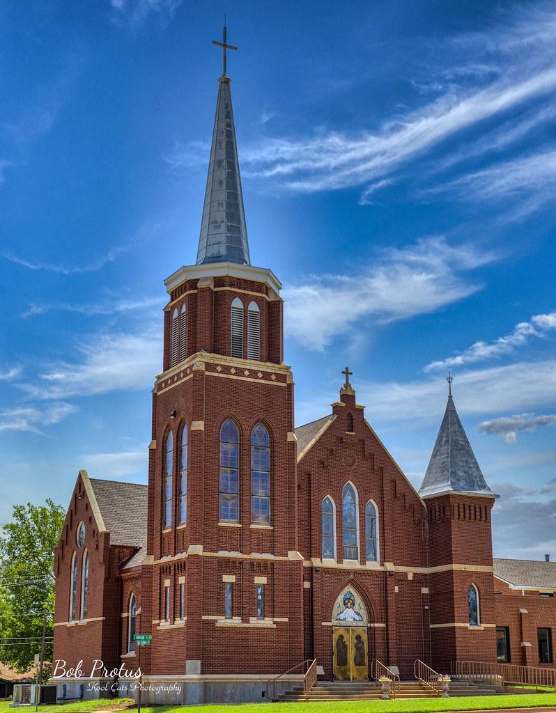 Saints Peter and Paul Catholic Church - Made Explore Jul 12, 2020 #370