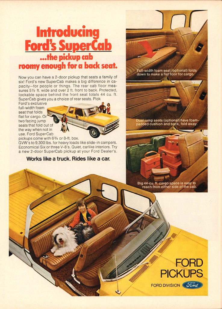 1974 Ford SuperCab