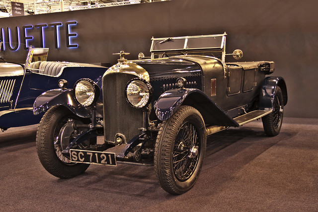 Bentley 4.5 LITRE VDP Standard Sports Tourer 1929 (4705)