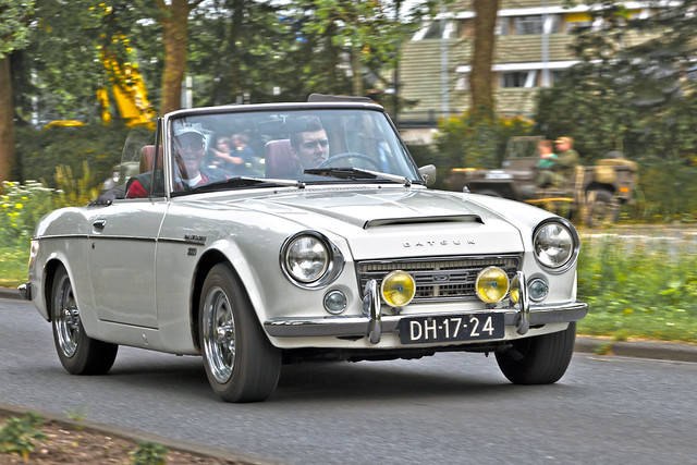 Datsun Sports 2000 1969 (2929)