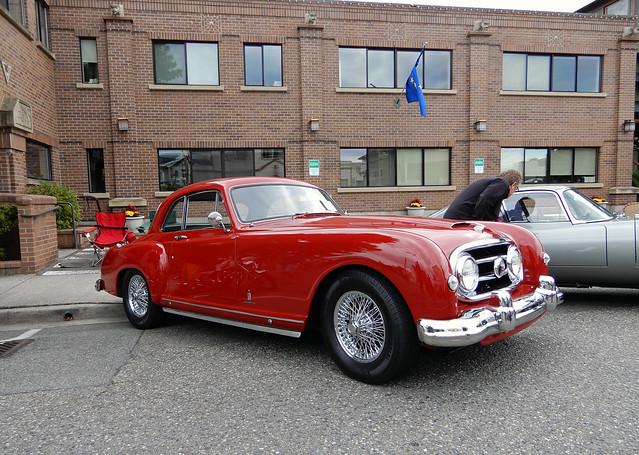 Nash-Healey Le Mans Coupe (AJM CCUSA)