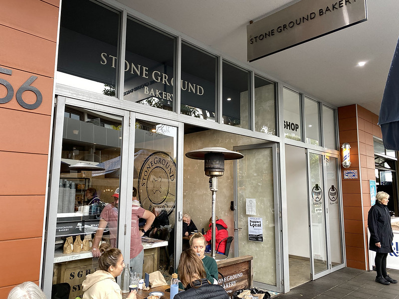 Stoneground Bakery