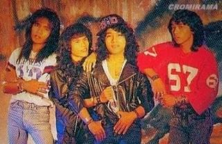 Vokalis Kumpulan Rock Menara Dino Meninggal Dunia