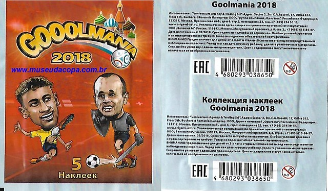 Russia goolmania neymar