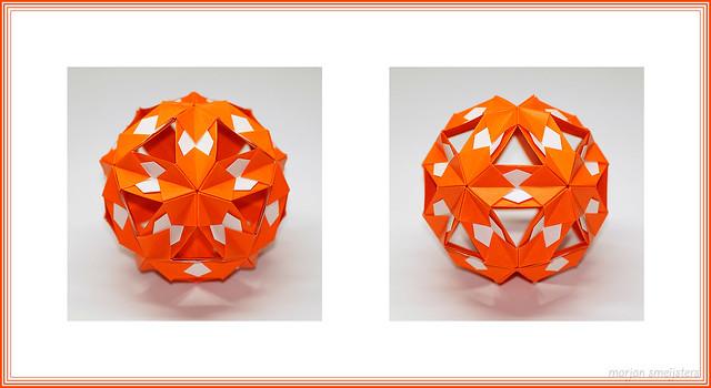 Origami 'Adaga as Flower' (Isa Klein)
