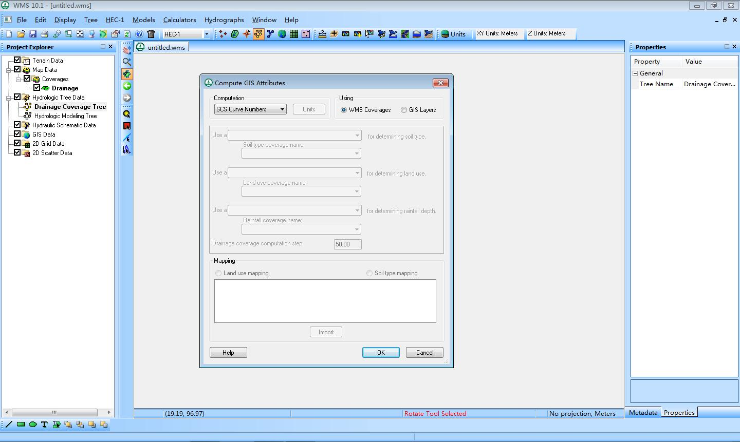 Working with Aquaveo WMS 10.1.10 full license