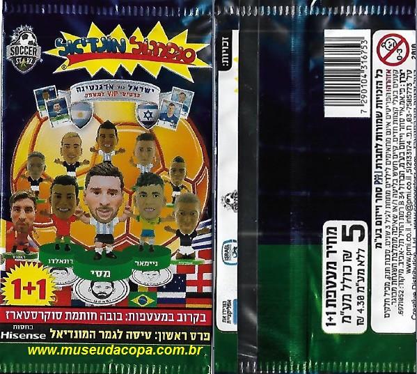israel jogadores