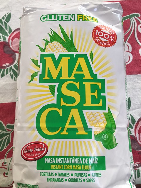 Instant Corn Masa Flour