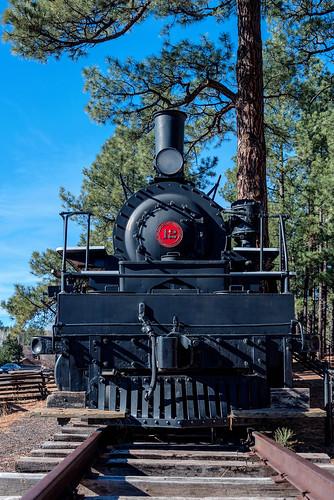 locomotive steamengine steam engine engine12 12 flagstaff arizona az