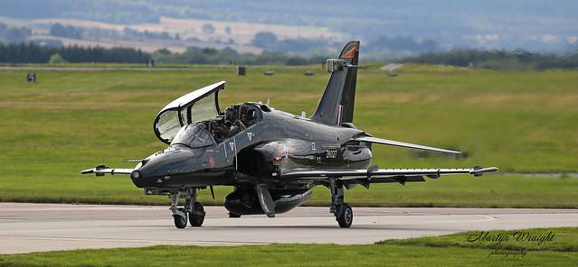 RAF 4 Sqn BAE Hawk T2