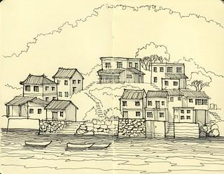 Po Toi O Fishing Village | Sai Kung Peninsula | Hong Kong